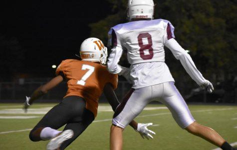 GALLERY: Freshman Orange Football Drops Against Dragons