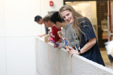 AP Statistics Students Apply Skills in Bungee Barbie Lab