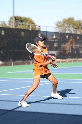GALLERY: JV Tennis Defeats McNeil to Take District Title