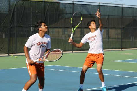 Varsity Tennis Brings Home District Championship Title