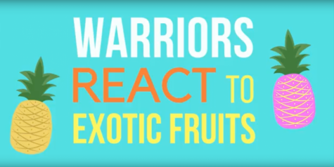 WARRIORS REACT: Exotic Fruits
