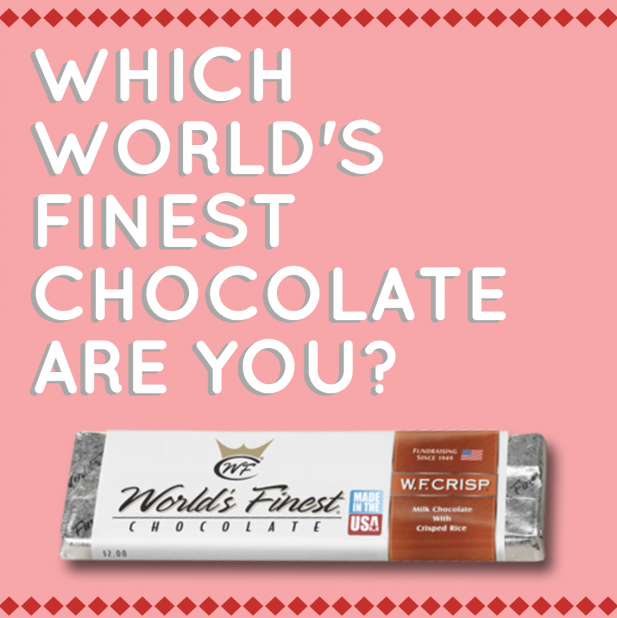 Which World's Finest Chocolate Are You?
