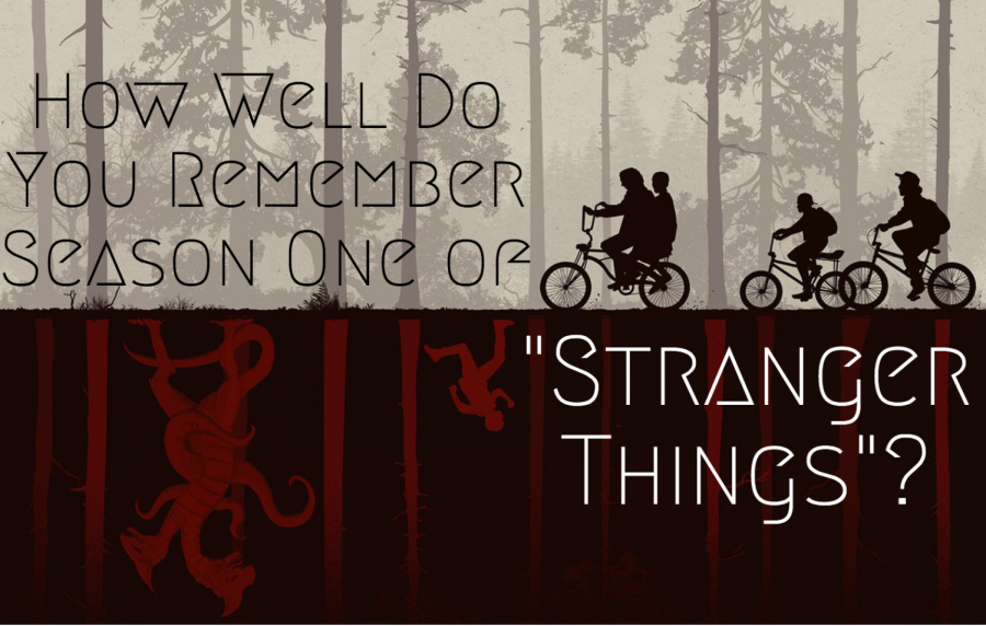 """How Well Do You Remember Season One of """"Stranger Things""""?"""