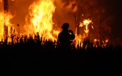 Wildfires Devastate California