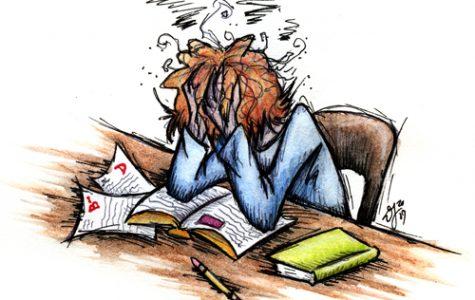 OPINION: The Stress Epidemic