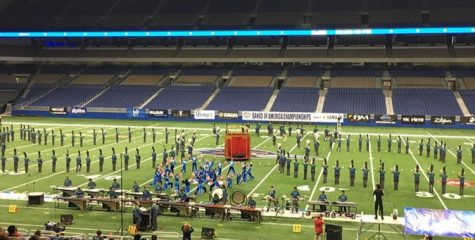 Band Takes on BOA Super Regional Competition