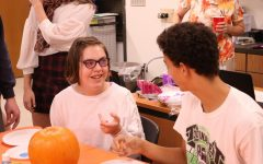 StuCo Hosts SPED Halloween Party