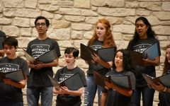 Choir Hosts Vertical Concert with Feeder Schools