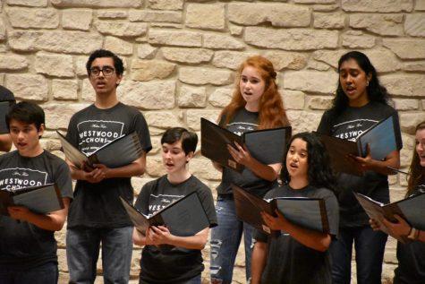 Choir Hosts Vertical Concert with Feeder Schools