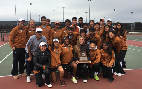 Varsity Tennis Concludes Fall Season as Regional Finalists