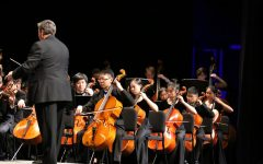 Orchestra Students Showcase Talents in All Region Concert