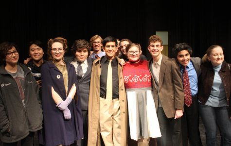 Students Direct 'Twilight Zone' Inspired Play