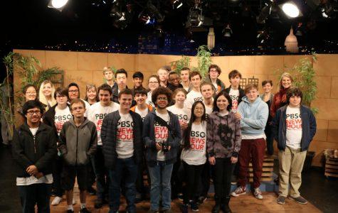 Audio/Video Production Students Visit KLRU