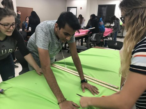 UNICEF Creates Blankets for Hurricane Harvey Victims