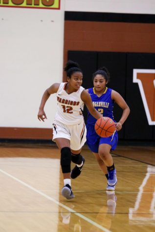 JV Girls' Basketball Falls to Pflugerville 46-51