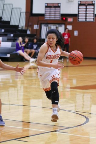 Girls' Varsity Basketball Falls to Pflugerville