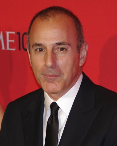 Matt Lauer Fired From Today Show for Inappropriate Behavior