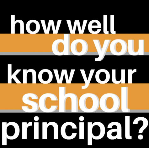 Do You Know Your School Principal?