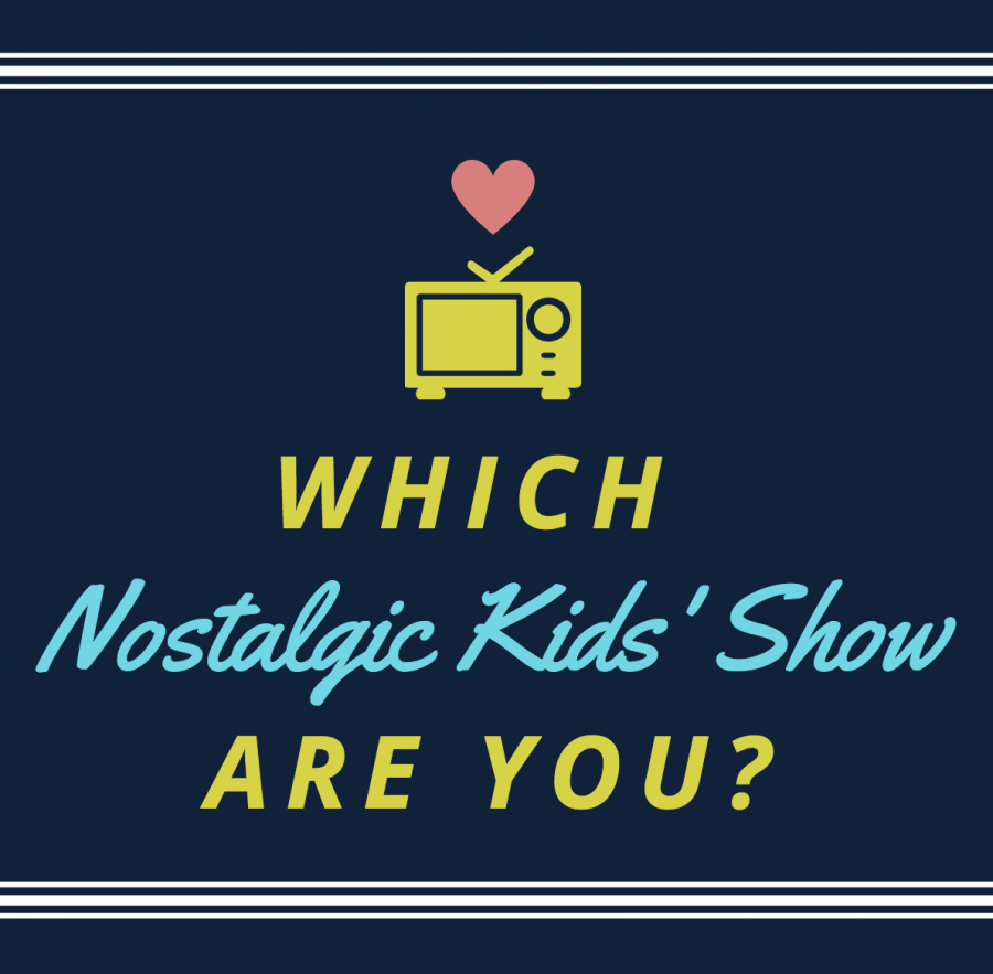 Which Nostalgic Kids Show Are You?