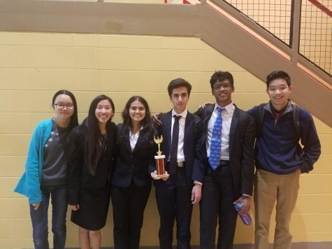 Debate Achieves Success at Churchill and Dobie Tournaments