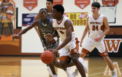 Varsity Boys' Basketball Falls Short to Hendrickson 67-55