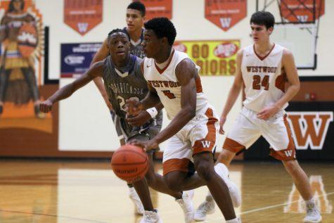 Varsity Boys' Basketball Falls Short to Hendrickson 67-55