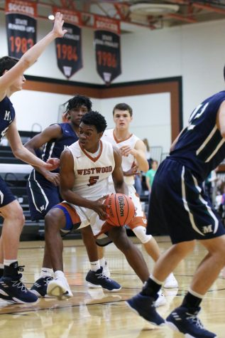 Varsity Boys' Basketball Vanquishes Mavericks 60-47