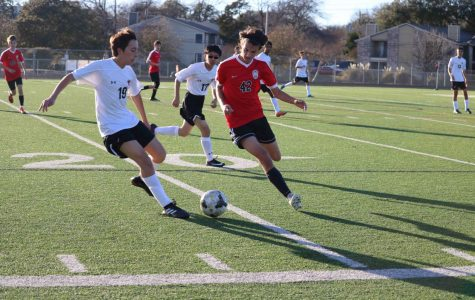 GALLERY: JV White Boys' Soccer Falls to Bowie 2-0