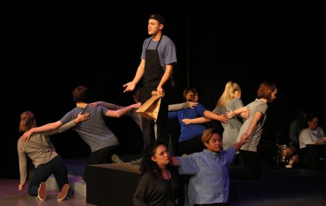 'Working' Musical Highlights Different Walks of Life