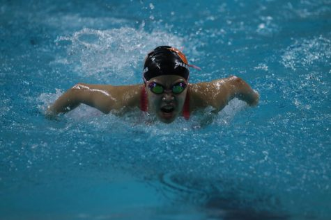 Swim Team Qualifies for 6A State Championship Meet