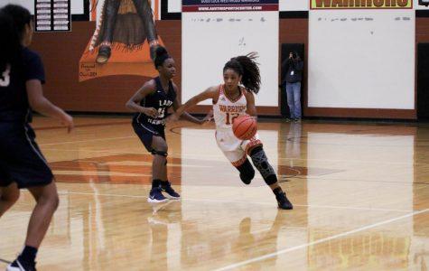 GALLERY: Varsity Girls' Basketball Falls to Hendrickson 64-61