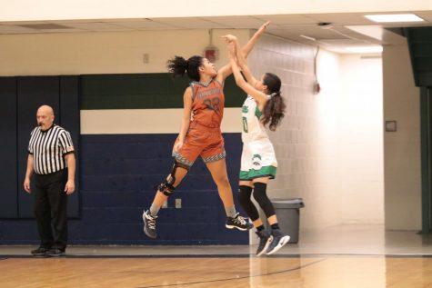 Varsity Girls' Basketball Tramples Mavericks 53-36