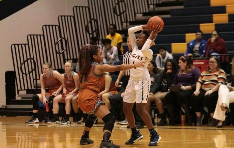 Varsity Girls' Basketball Wipes Out Stony Point 66-45