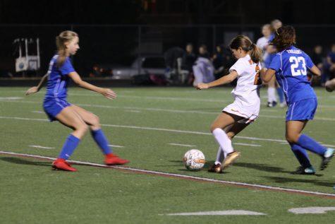 GALLERY: JV Girls' Soccer Terminates Anderson Trojans 2-0