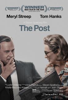 'The Post' Reinvigorates Political Themes