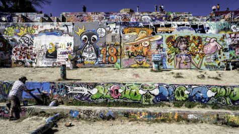 Austin's Graffiti Park to be Demolished