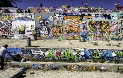 Austin's Graffiti Park to be Demolished
