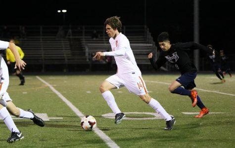 Varsity Boys' Soccer Conquers Hendrickson 1-0