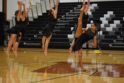 Dancers Compete at Westwood Dance Classic