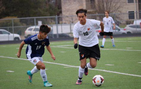 JV White Boys' Soccer Ties Stony Point Tigers 0-0