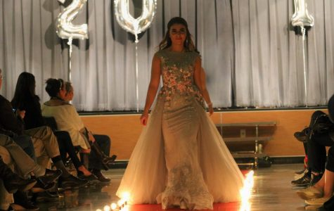 GALLERY: Students Model at Prom Fashion Show