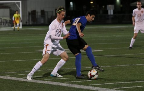 Varsity Boys' Soccer Conquers Panthers 1-0
