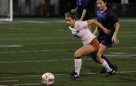 GALLERY: Varsity Girls' Soccer Trounces the Cedar Ridge Raiders 3-1