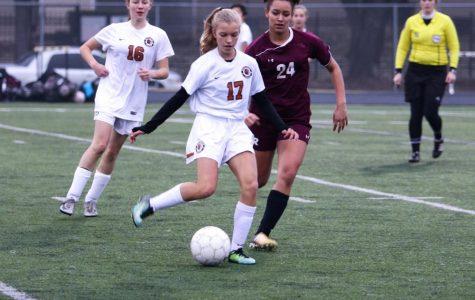 GALLERY: JV Girls' Soccer Falls to Round Rock 1-0