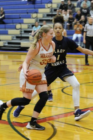Varsity Girls' Basketball Falls Short to Hendrickson in Third Round of Playoffs