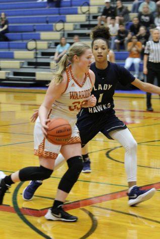 Varsity Girls' Basketball Falls Short to Hendrickson in Third Round of Playoffs