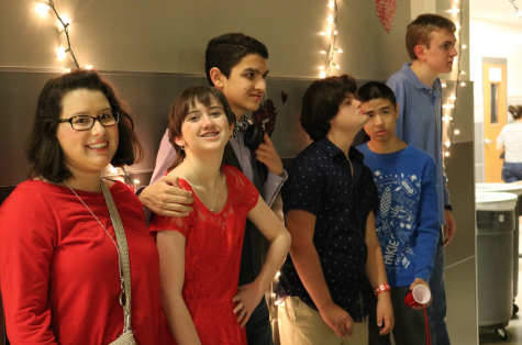 FAC Students Attend Valentine's Dance