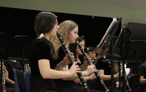 Non-Varsity Bands Showcase Music in Pre-UIL Concert