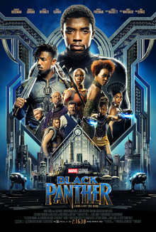 'Black Panther' Pounces Above Box Office Competition with Unprecedented Diversity