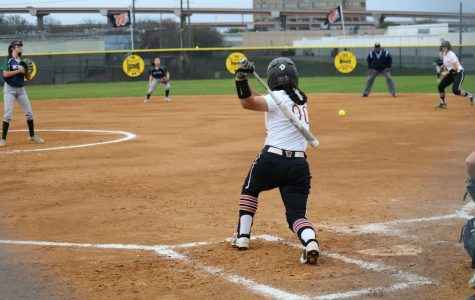 Varsity Softball Demolishes Mavericks 11-0